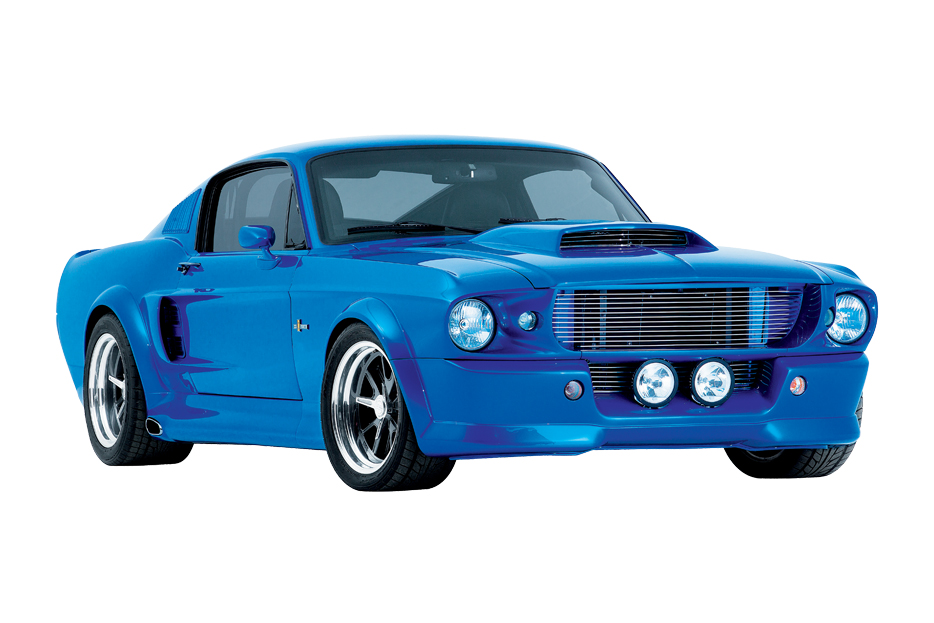 GONE67 - 1965 Ford Mustang
