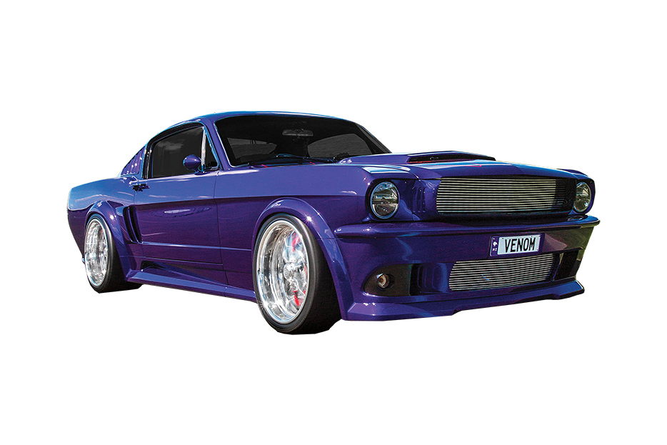 VENOM - 1965 Ford Mustang