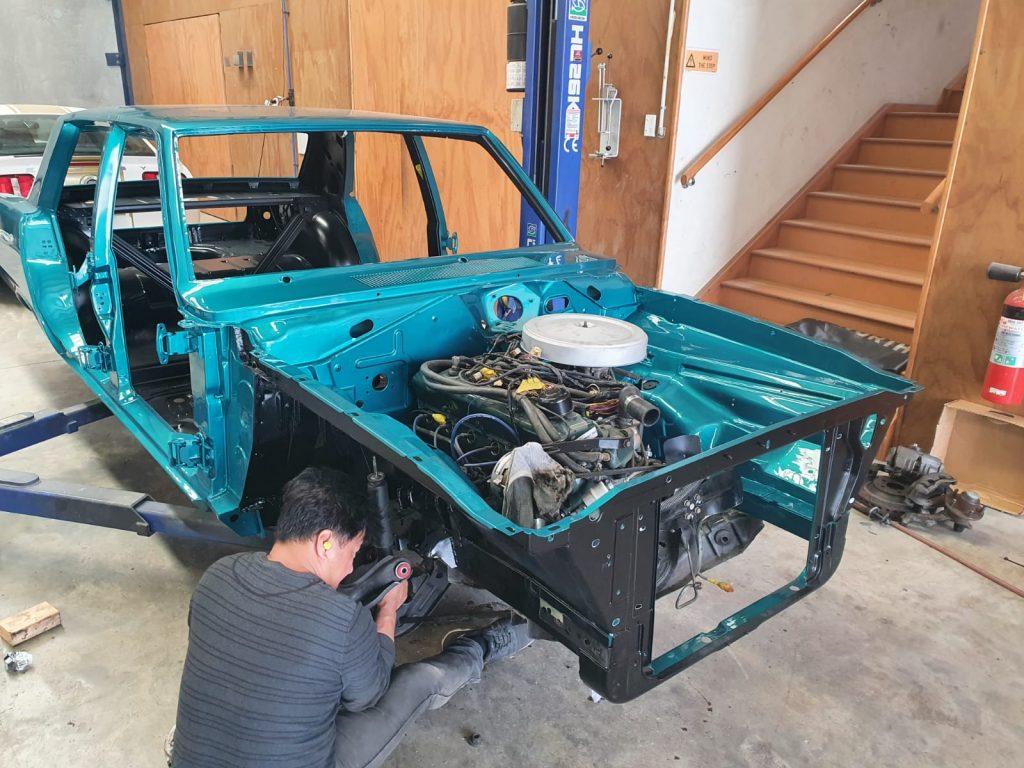 Matamata Panelworks Restoration